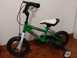 12吋兒童單車 近乎全新