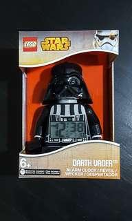 Lego clock Darth Vader Starwars