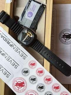 Sevenfriday / seven friday m2-1 ex ffluxurywatch