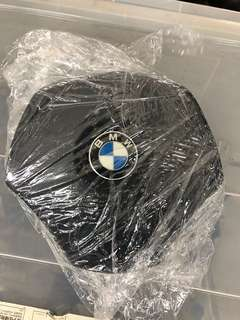 BMW E90 steering wheel cover