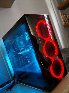 I5 4th gen Custom Gaming PC