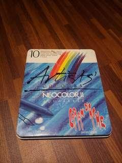 CARAN d'ACHE Neocolo II Aquarelle 10