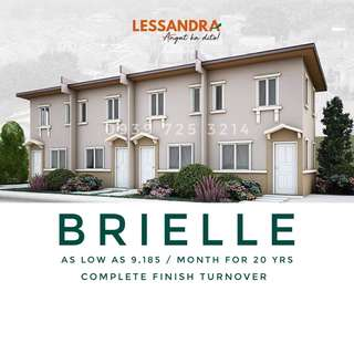House and Lot Camella Homes Brielle Model