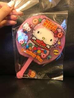 Hello Kitty扇