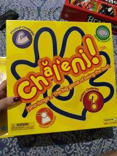 Chalenj board game