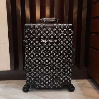 Rimowa x supreme Luggage