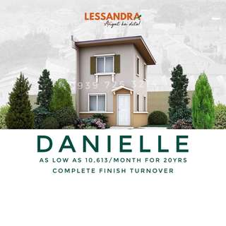 House and Lot Camella Homes Danielle Model