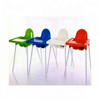 Children Dining Chair Simple Baby Dining Portable Chair