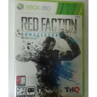 ONE可玩 赤色戰線 最終決戰 XBOX 360 Red Faction Armageddon