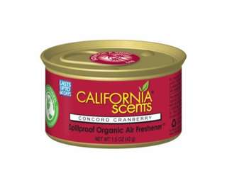 🚚 美國 加州 芳香罐 蔓越莓