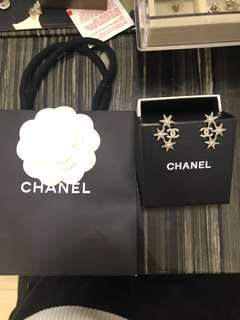 Chanel 耳環 bought from Spain 100% real 有單