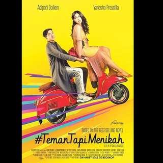 [Rent-A-Movie] TEMAN TAPI MENIKAH (2018) [INDONESIAN]