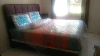Bed set therapedic