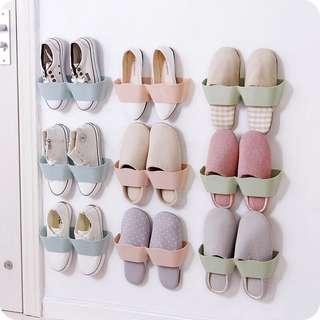 Shoe rack (wall)