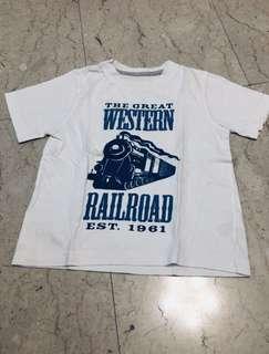 The Great Western Railroad  EST 1961