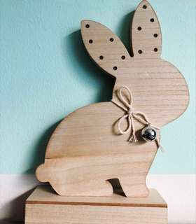 Rabbit with light (RENTAL)