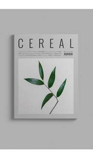 CEREAL Magazine - Latest Issue [Vol. 15]