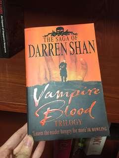 darren shan vampire's blood