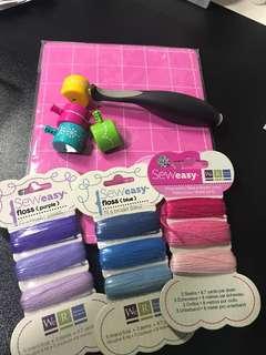 WRMK sewing set