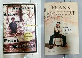 Frank McCourt book set