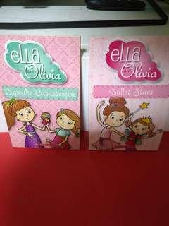 Ella and Olivia