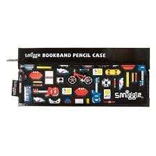 Smiggle chirpy book band pencil case