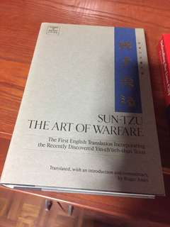 sun-tzu the art of warfare