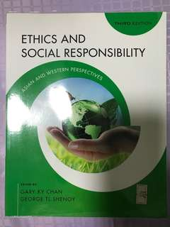 Ethics and social responsibility textbook (SMU)