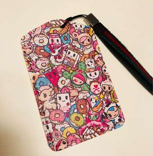 Jujube tokipops card holder