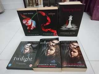 Twilight Series (Complete 4 books)