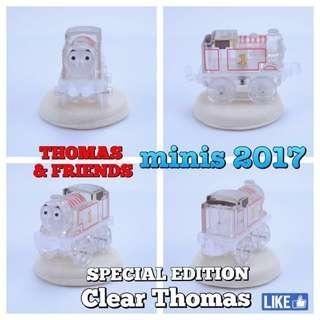 Thomas the train minis special edition
