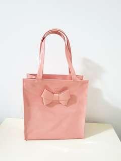 Brand New Pink Bow / Ribbon Small Bag