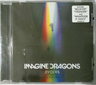 [Music Empire] Imagine Dragons - Evolve CD Album