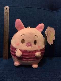 迪士尼小豬正版絨毛娃娃
