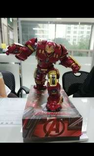 (Pre-Order)Marvel Avengers Hulkbuster 25cm Ironman Super Hero PVC Action