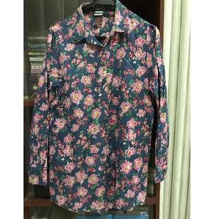Long version blouse