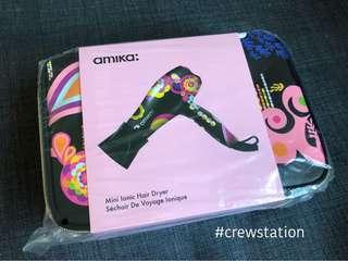 全新Amika mini dryer 風筒 美國版