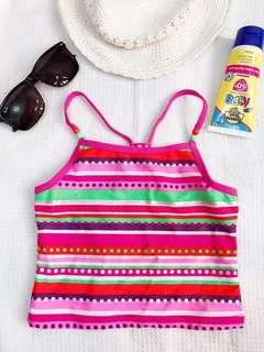 Repriced! Swimsuit / swimwear / top