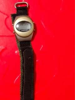 魔術貼表帶電子錶