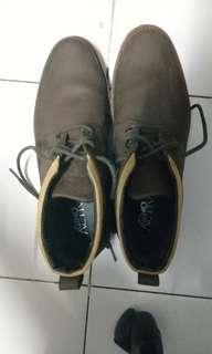 Sepatu Boot Gino Mariani #lsprcampus