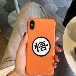 龍珠磨砂全包邊iphone電話軟殼保護套