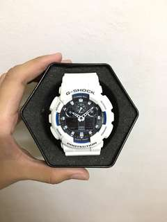 ORIGINAL WHITE GSHOCK