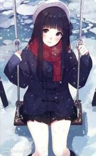 🚚 魔法少女iPASS:SEASONS~SNOW STORY~小帕限量一卡通