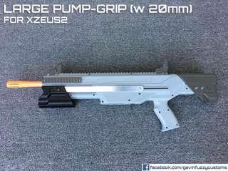 Large Pump Grip for Xzeus