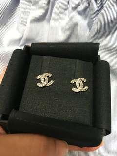 Chanel Earrings 閃石耳環