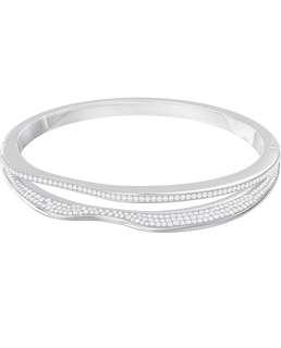 Swarovski stainless steel Bangle 5366590