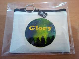 Personalized Galaxy Coin Purse