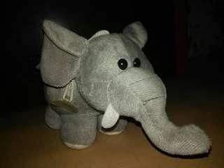 Stuffed toys elephant