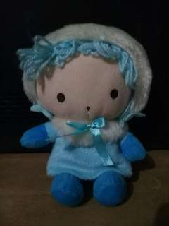 Stuffed toys lady girl