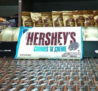 Hersheys Giant Bar 192g